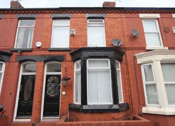 Thumbnail 3 bed terraced house for sale in Homerton Road, Kensington, Liverpool