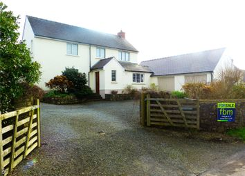 Thumbnail 3 bed detached house for sale in Larks Field, Lawrenny, Kilgetty, Pembrokeshire