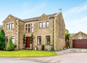 Thumbnail 4 bed detached house for sale in Abbey Court, Hade Edge, Holmfirth