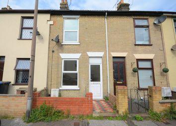 Thumbnail 3 bedroom terraced house to rent in Edinburgh Road, Lowestoft, Suffolk
