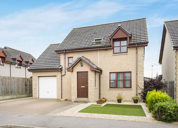 Thumbnail 4 bed detached house to rent in Fogwatt Lane, Elgin