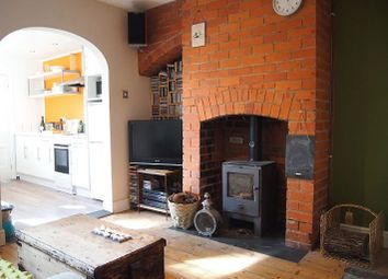 Thumbnail 2 bedroom end terrace house to rent in Grandstand Road, Hereford