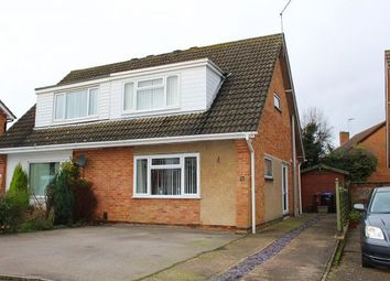 3 bed semi-detached house for sale in Prestbury Road, Duston, Northampton NN5