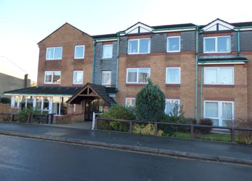 Thumbnail 1 bed flat for sale in Grove Court, Chapel Street, Hazel Grove, Stockport