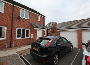 Thumbnail 3 bed town house for sale in Red Kite Mews, Wath Upon Dearne