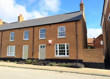 Thumbnail 3 bed semi-detached house for sale in Bridport Road, Poundbury, Dorchester