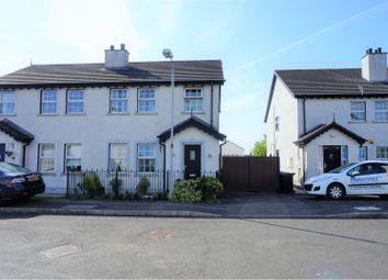 Thumbnail 3 bed semi-detached house for sale in Braden Glen, Newtownabbey