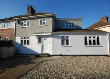 Thumbnail 5 bedroom semi-detached house for sale in Bellhouse Road, Rush Green, Essex