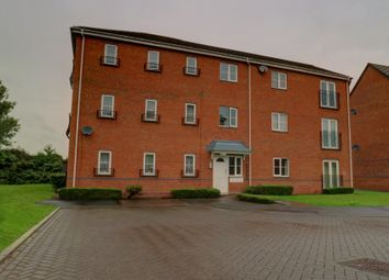 Thumbnail 1 bed flat for sale in Plantin Road, Nottingham