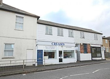 Thumbnail 1 bed flat to rent in Station Road, Sawbridgeworth, Herts
