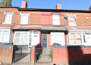 Thumbnail Terraced house for sale in Nineveh Road, Handsworth, West Midlands