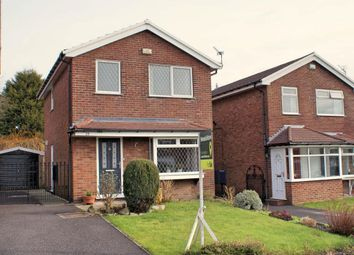 Thumbnail 3 bed detached house for sale in Bradshaw Meadows, Bradshaw, Bolton