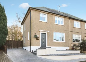 Thumbnail 3 bed semi-detached house for sale in 24 Miller Crescent, Muirhouses, Bo'ness
