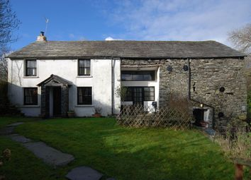 Thumbnail 4 bed detached house for sale in Lowick Green, Ulverston, Cumbria