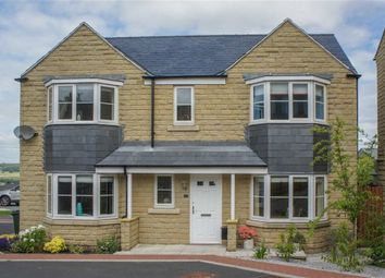 Thumbnail 3 bed detached house for sale in Birkshead Mews, Wilsden, West Yorkshire