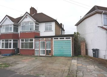 Thumbnail 3 bedroom semi-detached house for sale in Almorah Road, Heston, Hounslow