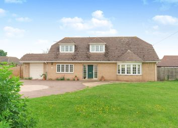 Thumbnail 4 bed detached house for sale in Halfleet, Market Deeping, Peterborough