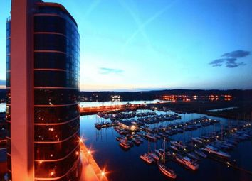 Thumbnail 3 bed flat for sale in The Quays, Dock Head Road, Chatham Maritime
