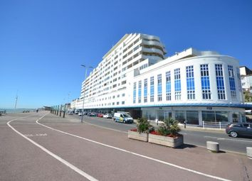 Thumbnail 1 bedroom flat for sale in Marine Court, St. Leonards-On-Sea, Hastings, East Sussex