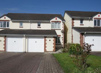 3 bed semi-detached house for sale in Unicorn Close, Plympton, Plymouth PL7