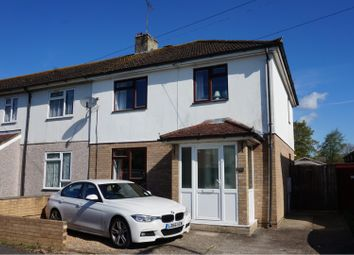 Thumbnail 3 bed end terrace house for sale in Durlston Road, Southampton