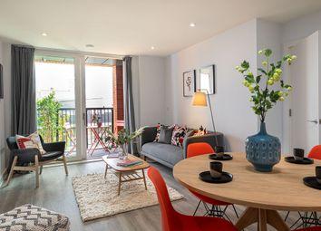 Exchange Street, Aylesbury HP20. 2 bed flat for sale