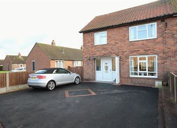 Thumbnail 3 bed semi-detached house to rent in Town End Avenue, Carlton, Goole