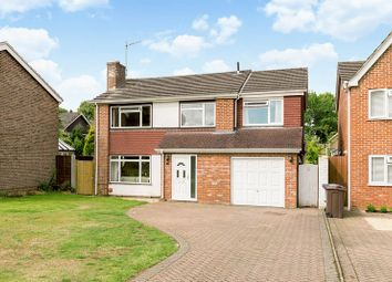 Thumbnail 4 bedroom detached house to rent in Parkfield, Godalming