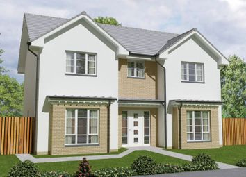 Thumbnail 4 bedroom detached house for sale in The Tweed, Burngreen Brae, Stirling Road, Kilsyth