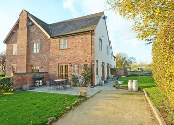 Thumbnail 3 bed semi-detached house for sale in 4 The Old Farmhouse, Beacon Farm, Beaconside, Stafford