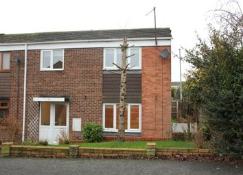 Thumbnail 3 bed terraced house to rent in Milton Road, Catshill, Bromsgrove