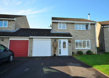 Thumbnail 3 bed link-detached house for sale in Virginia Close, Henstridge, Templecombe