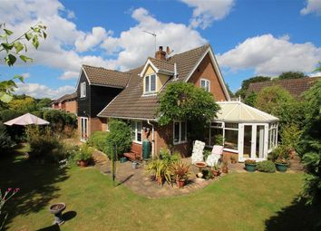 Thumbnail 4 bed detached house for sale in Wright Lane, Grange Farm, Kesgrave, Ipswich