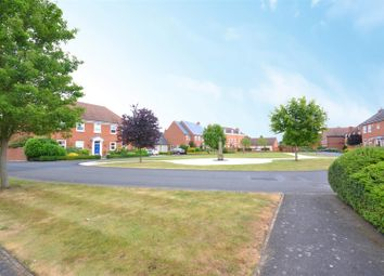 Thumbnail 4 bed mews house for sale in Oldborough Drive, Loxley, Warwick