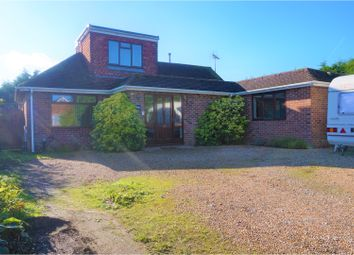 Thumbnail 6 bed detached bungalow for sale in Downview Road, Barnham