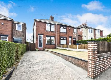 Thumbnail 2 bed semi-detached house for sale in Burton Road, Barnsley