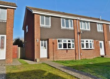 Thumbnail 3 bedroom semi-detached house for sale in Crofton Close, Purbrook, Waterlooville