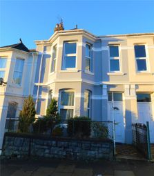 Thumbnail 3 bed terraced house for sale in Lipson Avenue, Plymouth, Devon