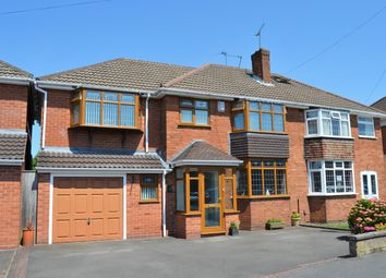 Thumbnail 4 bed semi-detached house for sale in Eastleigh, Sedgley