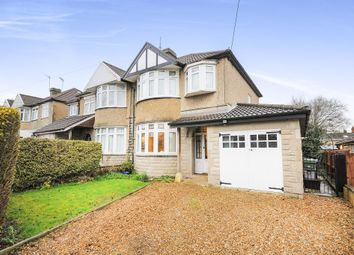 Thumbnail 3 bed semi-detached house for sale in Hardenhuish Avenue, Chippenham