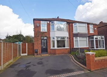 Thumbnail 3 bed semi-detached house for sale in School Lane, Didsbury, Manchester