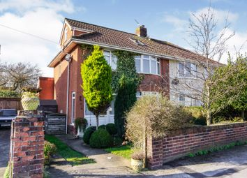 Thumbnail 4 bed semi-detached house for sale in Fernlea Road, Weston-Super-Mare