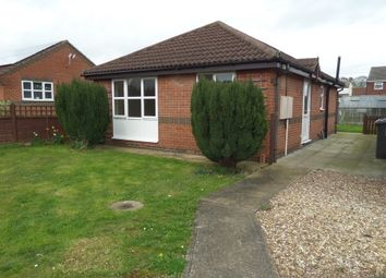 Thumbnail 2 bed detached bungalow to rent in Hibaldstow, Brigg