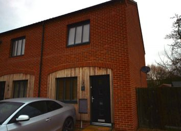 Thumbnail Property to rent in The Sidings, Norwich