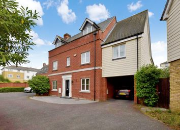 Thumbnail 5 bed town house for sale in Purcell Road, Witham