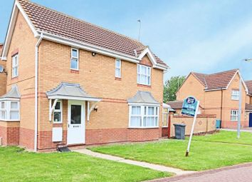 Thumbnail 3 bedroom detached house for sale in Kilcoy Drive, Kingswood, Hull