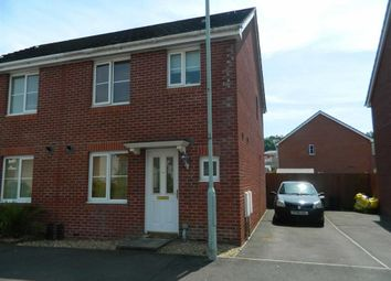 Thumbnail 3 bed semi-detached house for sale in Charlotte Court, Townhill, Swansea