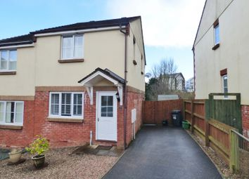 Thumbnail 2 bed semi-detached house to rent in St. Kitts Close, Torquay