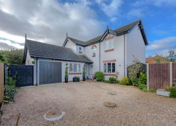 Thumbnail 5 bed detached house for sale in Green Lane, Boston