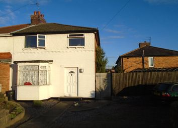 Thumbnail 3 bed semi-detached house for sale in Redthorn Grove, Stechford, Birmingham